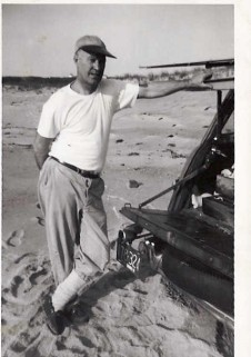 1951 Dad at Ptown