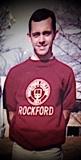 Steve at Rockford College